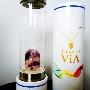 Vita Juwel Wellness Water Bottle
